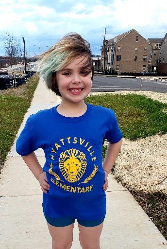 HES Superstar Violet Hanna!
