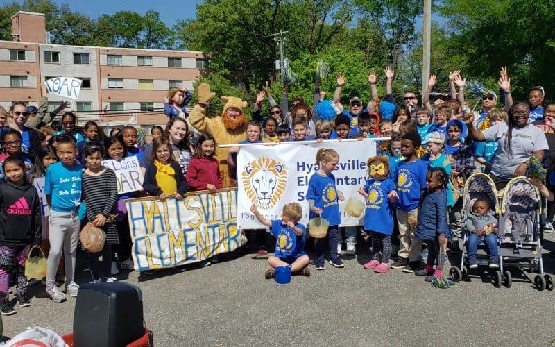 Spotlight: Hyattsville Elementary School