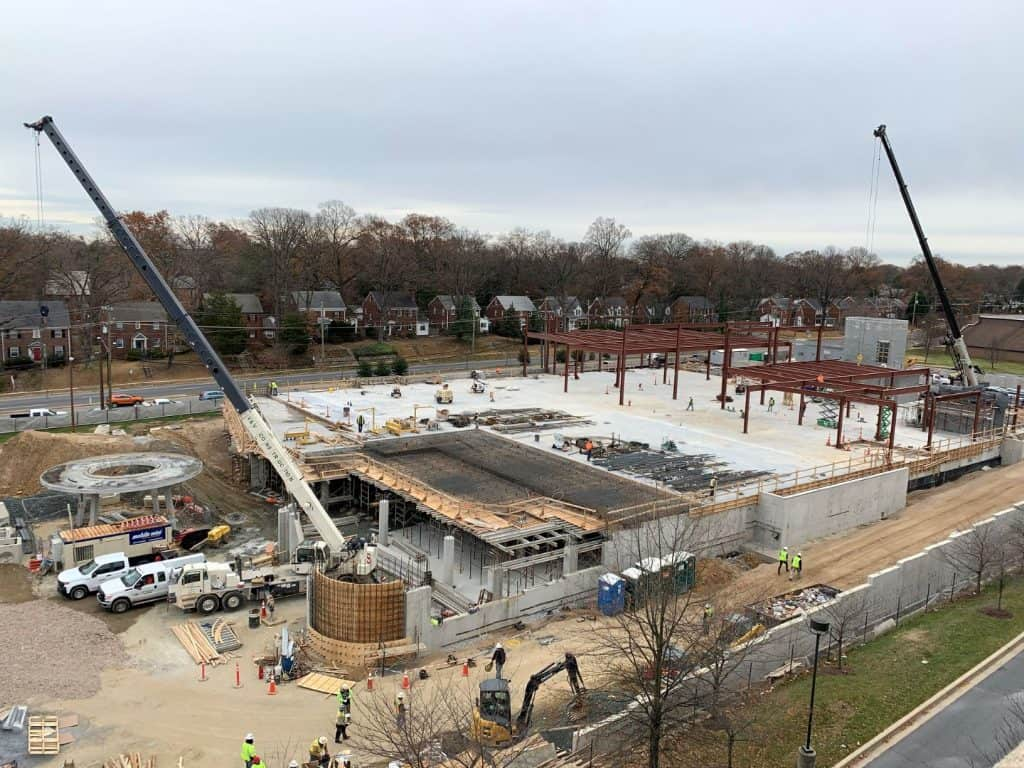 Hyattsville Library Update