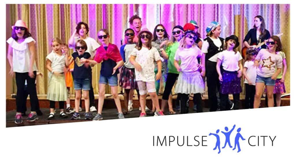Impulse City Rock and Roll Revival