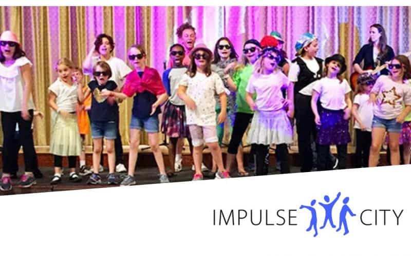 Rock N' Roll Revival Auditions at Impulse City!