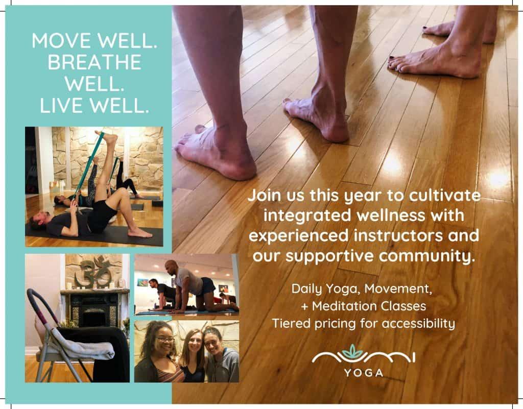 Integrating Wellness at Numi Yoga