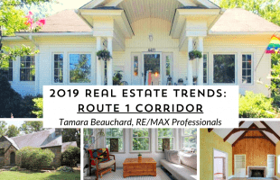 A look back at the Real Estate Market Trends for the Route 1 Corridor in 2019