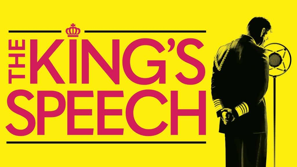 The King's Speech is coming to DC's National Theatre