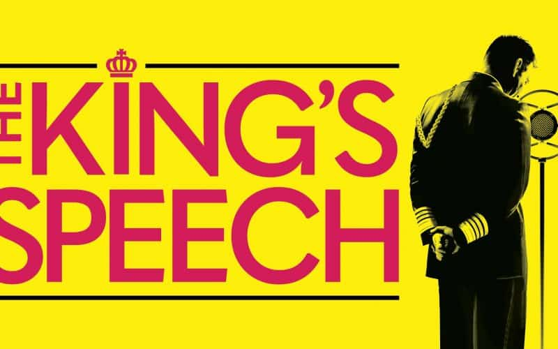 Giveaway: Win Tickets to The King's Speech, DC's National Theatre
