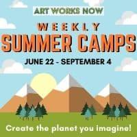Art Works Now Summer Camp