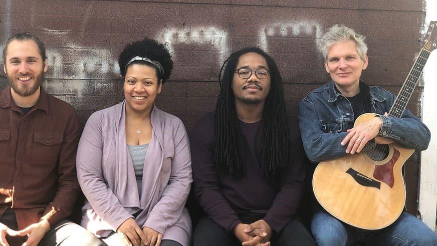Alex Martin Quartet at the Brentwood Arts Exchange