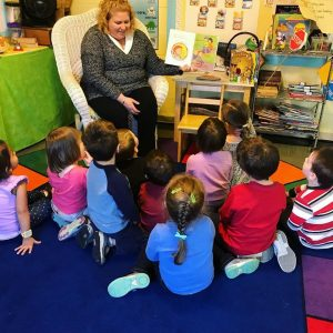 UCNS Storytime