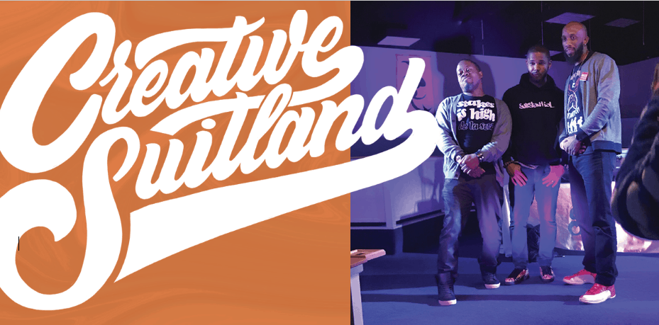 Creative Suitland is a new arts hub in Southern Prince George's County!