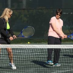 JTCC in College Park, Discover Tennis Program