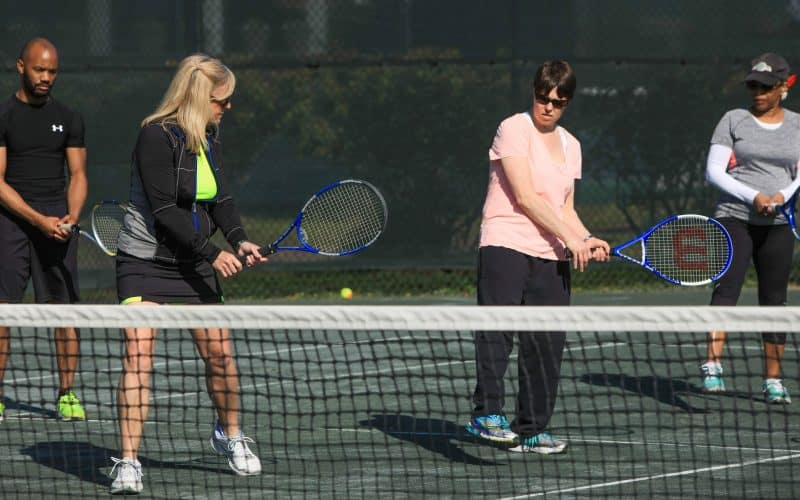 Learn to Play Tennis for $49 at JTCC (6 lessons!)