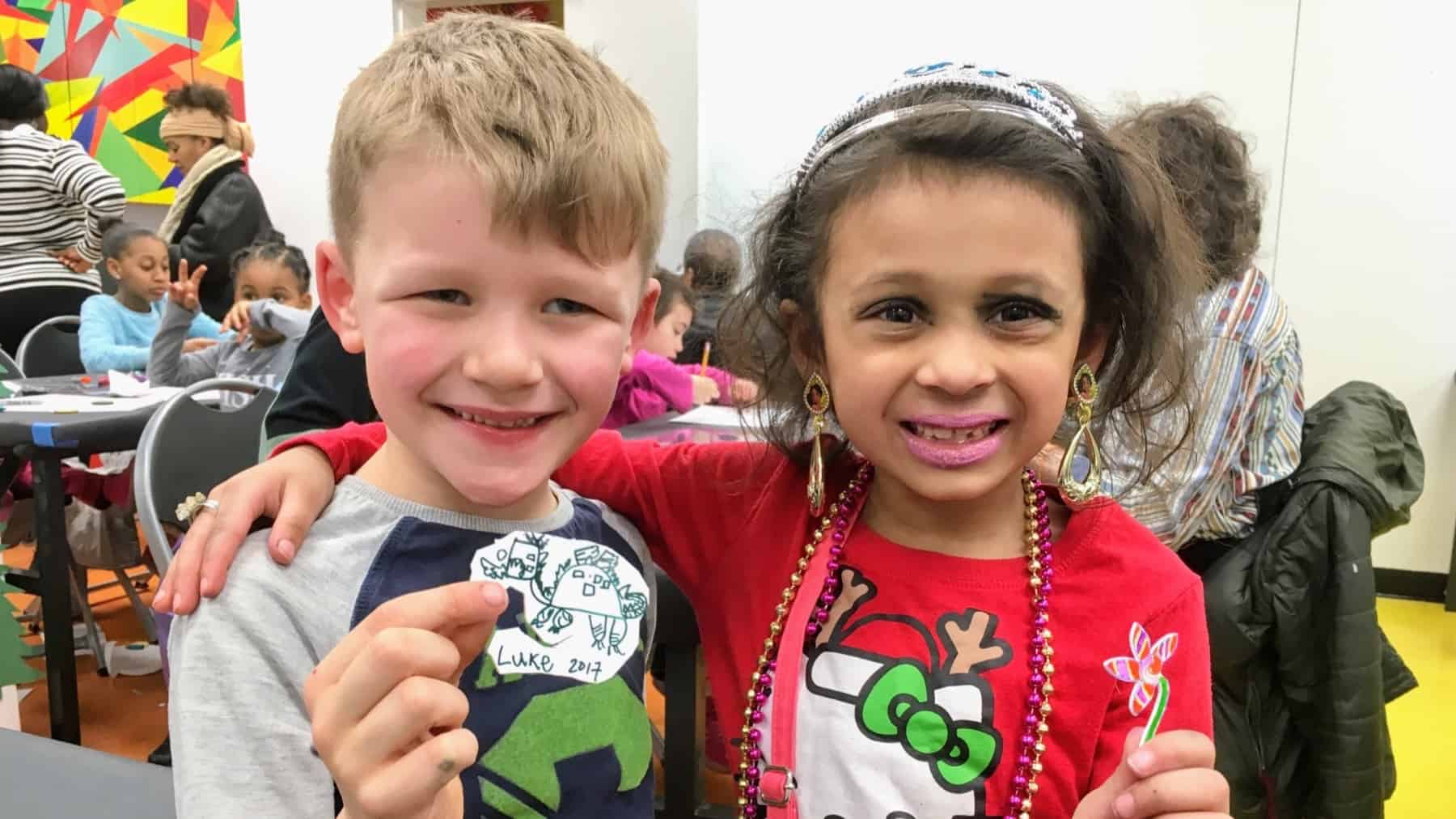 Shrinky Dinks at Brentwood Arts Exchange