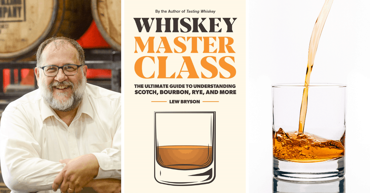 Whiskey Master Class at My Dead Aunt's Books