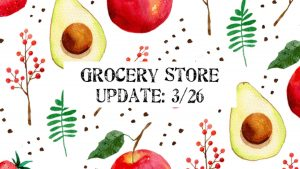 Route One Fun's Grocery Store Updates