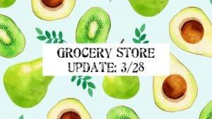 Grcoery Store Update