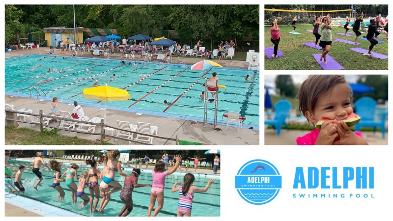 Register to join the Adelphi Pool this Summer!