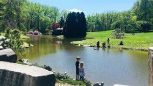 Brookside Garden in Wheaton