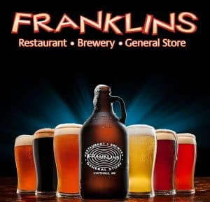 Franklins Restaurant Brewery and General Store