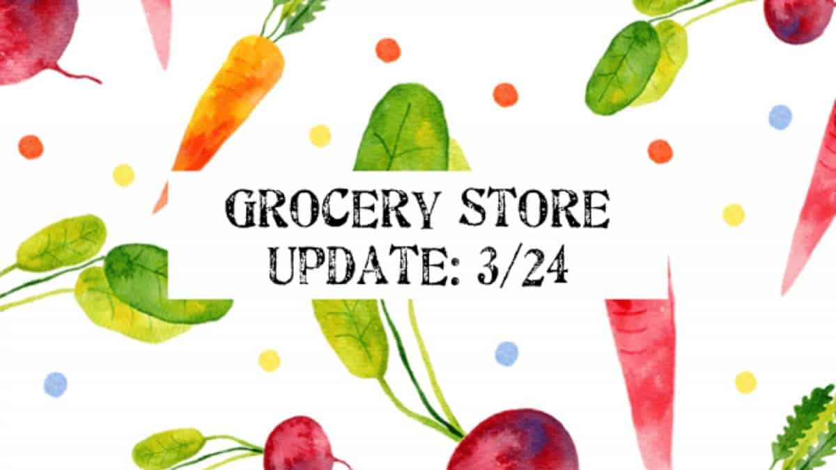 Route One Fun's daily Grocery Store Updates