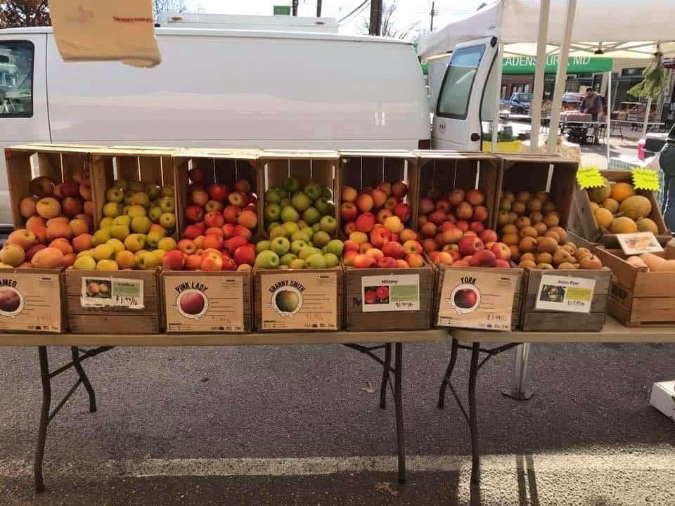 Riverdale Park Farmers Market