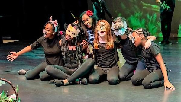 Spring Break Theatre Camp