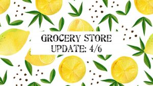Route 1 Grocery Store Updates