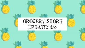 Grocery Store Update