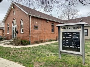 Emery AME Church College Park