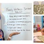 Dr. Qadira Huff shares Family Wellness tips for these COViD-19 times