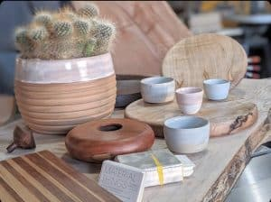Ceramics by Material Things in Brentwood, Maryland