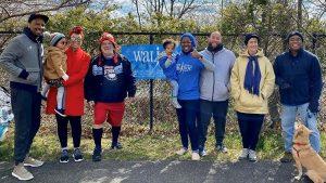 Group gathers for Wellness Walk around Hyattsville