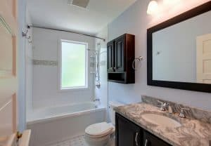 Bathroom at 3100 Perry Street