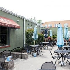 Town Center Market Riverdale Park patio