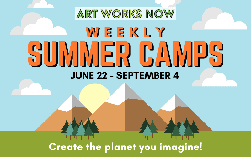 Art Works Now Summer Camp