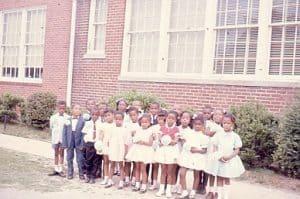 Lakeland Elementary School Students