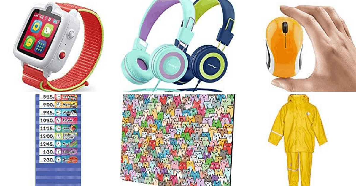 School supplies for online learning this fall 2020