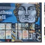 Marathon Deli in College Park gets new mural