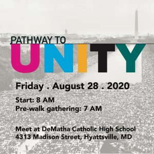 Pathway to Unity happening along the Route 1 corridor