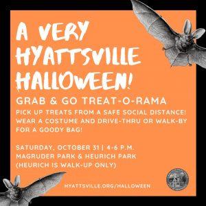 Hyattsville Halloween