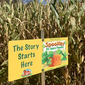 Montpelier Farms Spookley Corn Maze