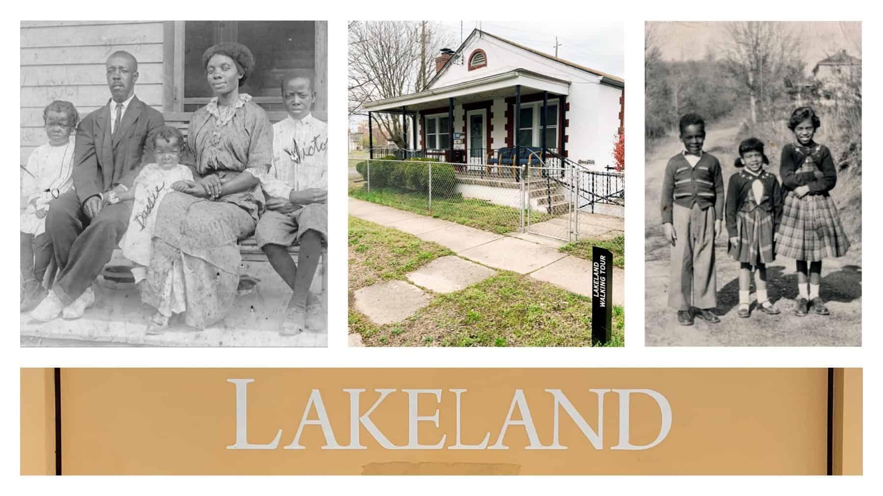 Lakeland Historic African American Community in College Park
