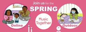 Music Together Outdoors and Online