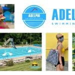 Summer at the Adelphi Pool