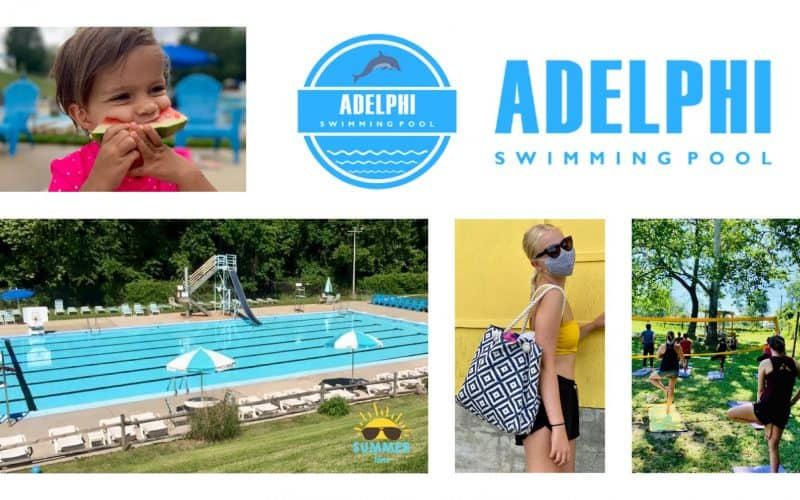 Hurry! Adelphi Pool's Summer 2021 Slots Almost Full!