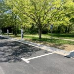 electric car chargers installed in University Park