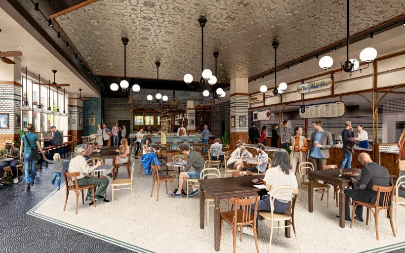 New Foodhall to Open this Summer in Riverdale Park