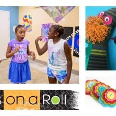 Arts on a Roll