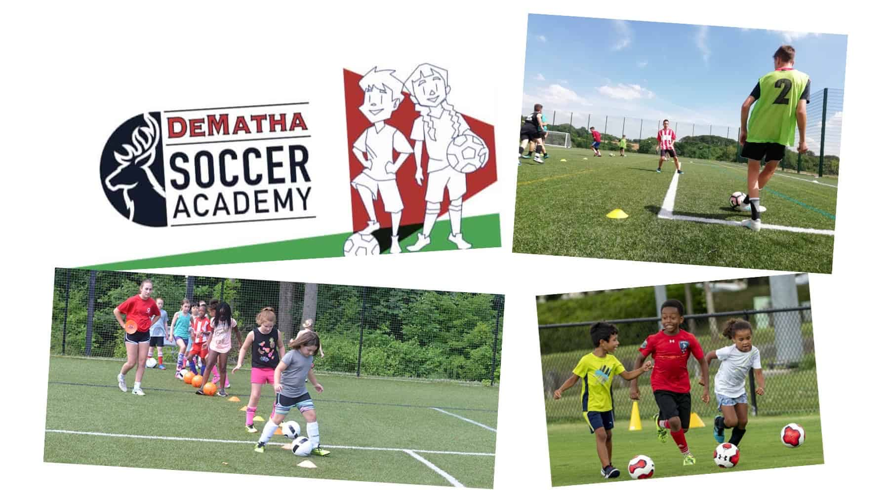 DeMatha Soccer Academy Summer Camp