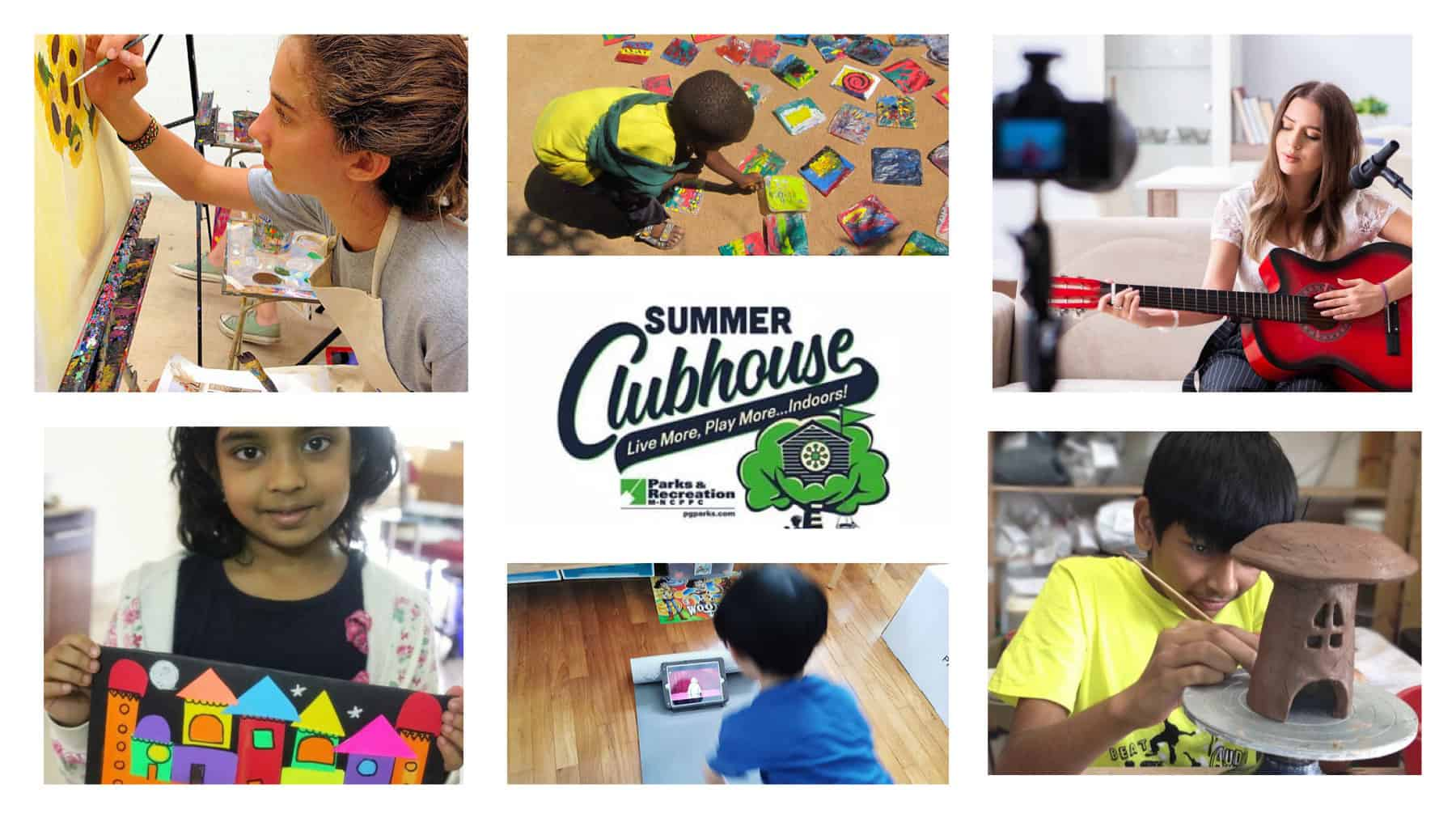 Publick Playhouse Summer Clubhouse