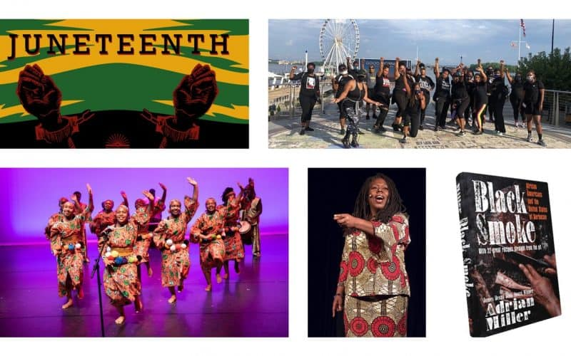 Where to Celebrate Juneteenth Near Route 1